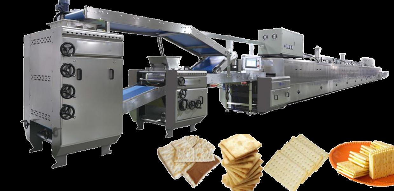 Biscuit line 2